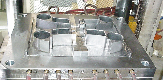 An example of a mold.